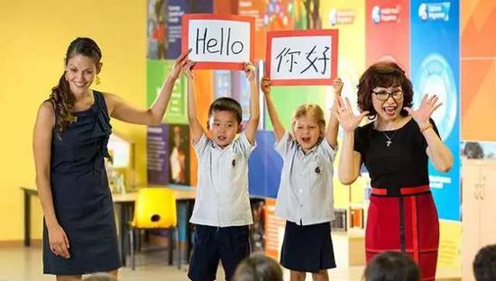 一年50本英文书 国际学校的孩子英语究竟多好