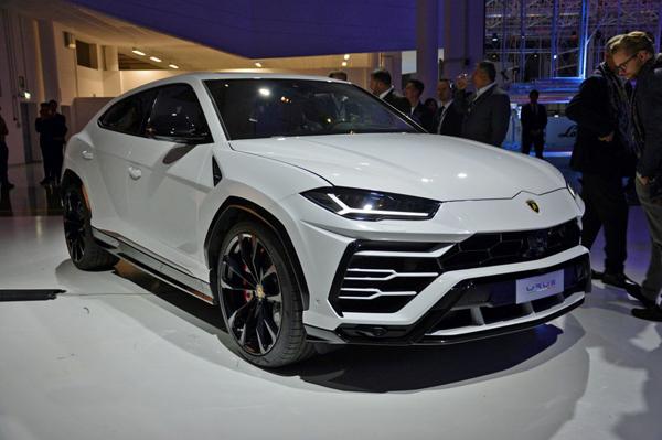 兰博基尼新车将融入更多科技元素 满足客户需求