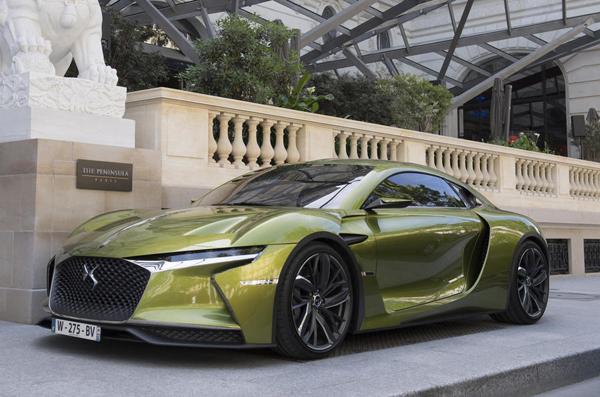 DS品牌宣布:2025年开始车型阵容全面电气化