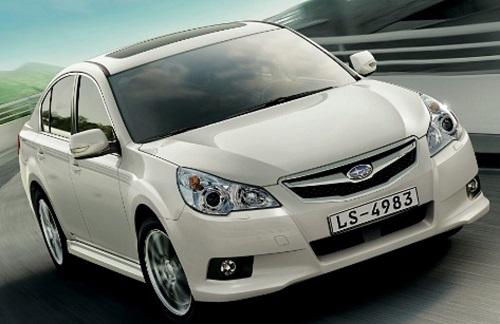 斯巴鲁汽车(中国)有限公司召回部分进口力狮、傲虎、翼豹系列汽车