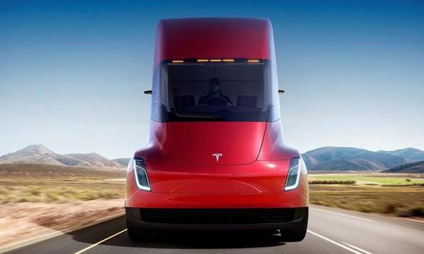 特斯拉Semi涉嫌专利侵权 遭卡车制造商起诉