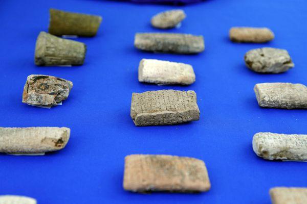 美国向伊拉克归还3800件走私文物 历史可追溯至4千年前