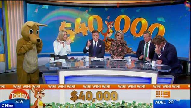 澳男子险与19万大奖失之交臂 只因多说一个词