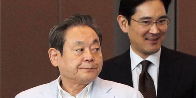 """韩国当局正式决定:三星由""""太子""""李在镕掌舵"""