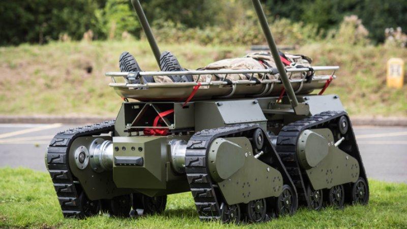 五角大楼预计 无人驾驶技术将先于民用投放战场