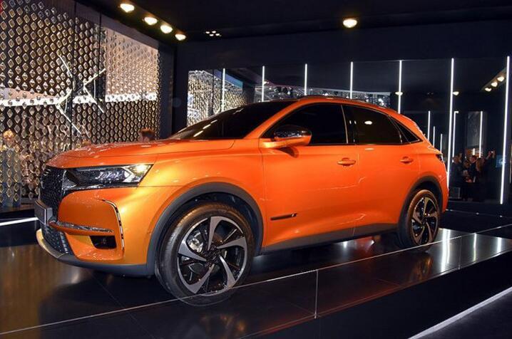 DS公布新能源计划 2025年均为新能源车型