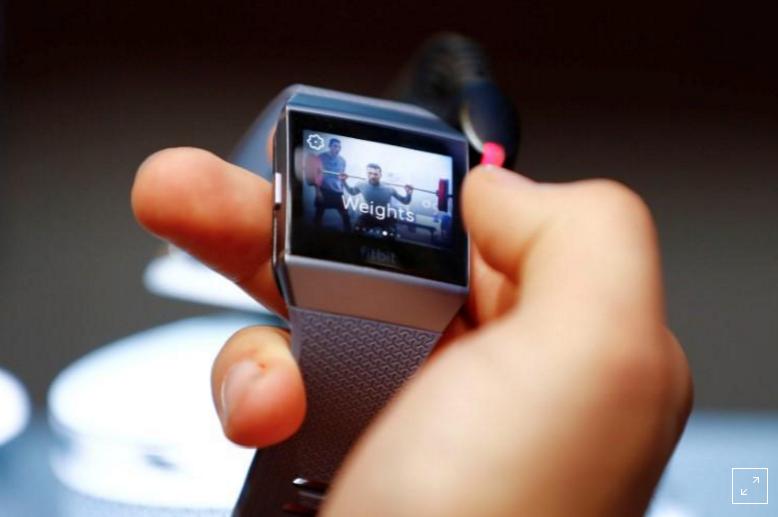 Fitbit Q1卖220万台可穿戴设备 预计将进一步下滑