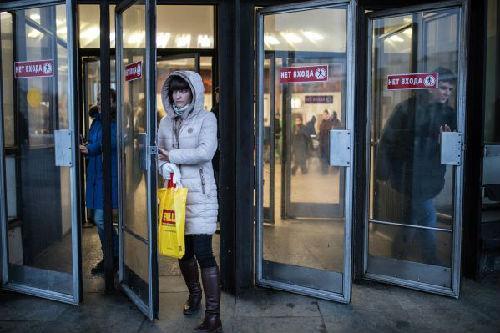 """俄媒:莫斯科地铁站将首次迎来""""中国造""""!中国速度无人能及"""