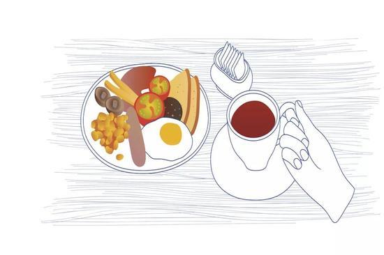 融入一座城市 就从一顿早餐开始