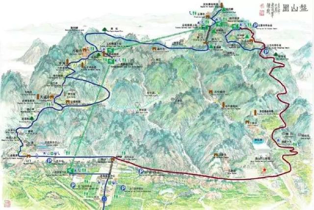 """大数据""""游""""盘山 这个村的农家乐最受欢迎"""