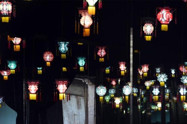 中国非物质文化遗产——浙江仙居针刺无骨花灯