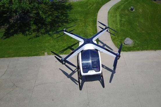 比预期来的晚一些 SureFly混合动力直升机首飞
