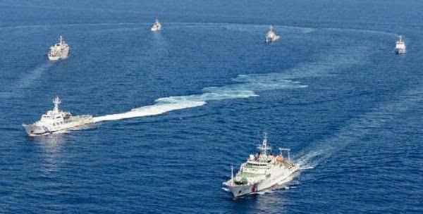 日媒:为应对中国海警船日本拟加强对钓鱼岛海域监控力度