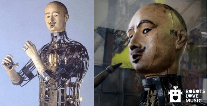 180岁演奏机器人将前往密歇根大学寻找遗失乐器