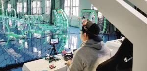 智能大会亮点多:竞速场馆完工 无人机翱翔生态城