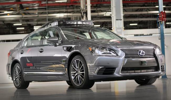 丰田将在密歇根州新试车场测试自动驾驶车高危场景