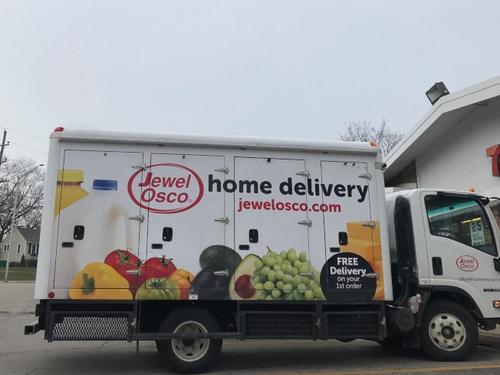 美媒:美国网络买菜送货到家 生鲜宅配华裔顾客褒贬不一