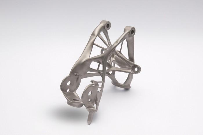 为提升未来制造工艺 通用汽车或将用3D打印及算法