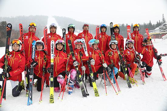 瞄准世界一流 北京市青少年瑞士滑雪集训即将出发