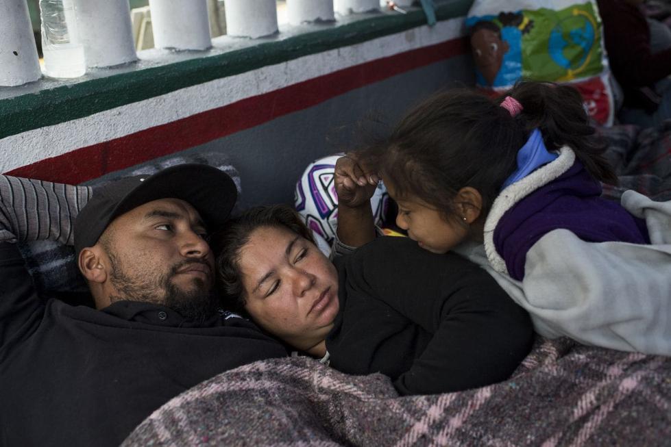 特朗普的威胁没用?美官员允许移民入境寻求庇护