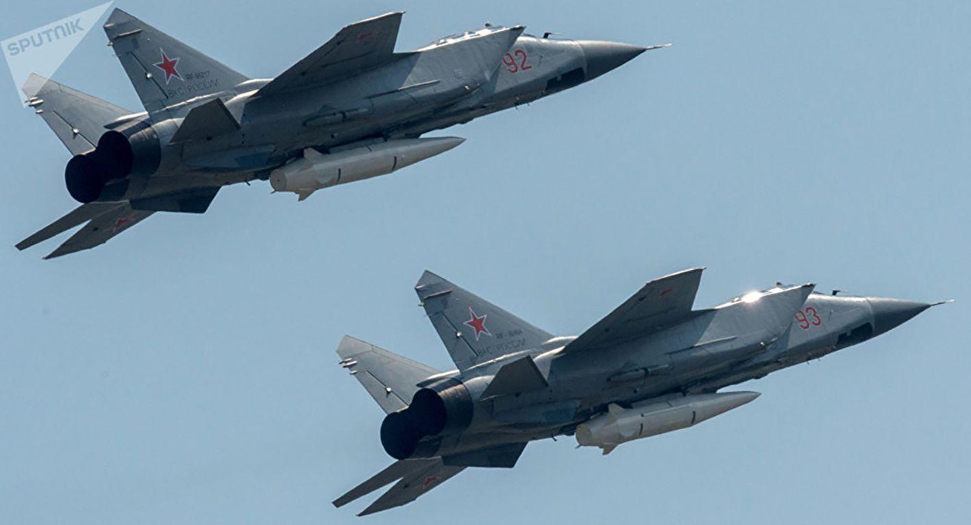 """俄军""""匕首""""高超音速武器已批量进入战斗值勤"""