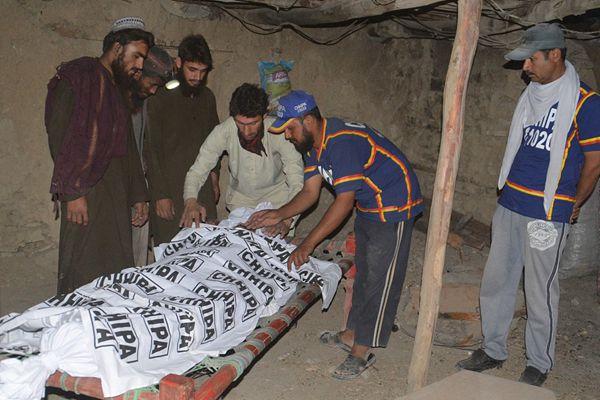 巴基斯坦发生2起煤矿瓦斯爆炸事故 已致18人死亡