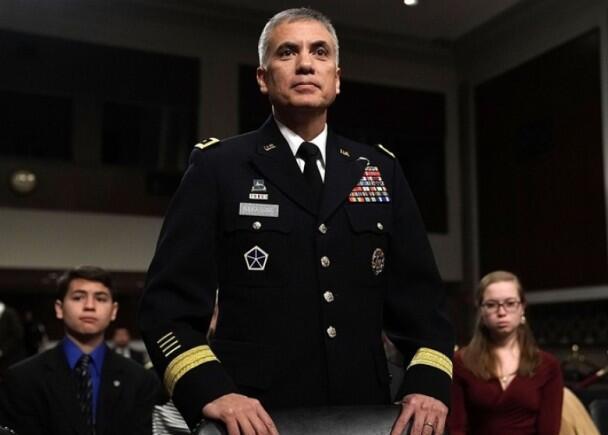 美网络司令部升级 日裔陆军上将中曾根就任新司令