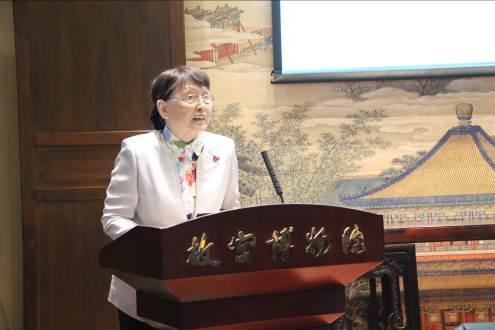 首个中华文化客厅在北京故宫落成 创中外文化交流新平台