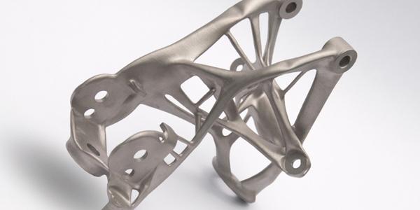 通用应用3D打印技术生产轻型汽车零件