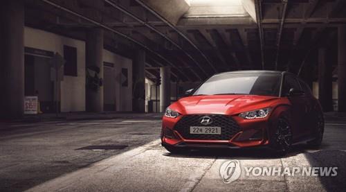 现代飞思N高性能车6月份在韩国发布