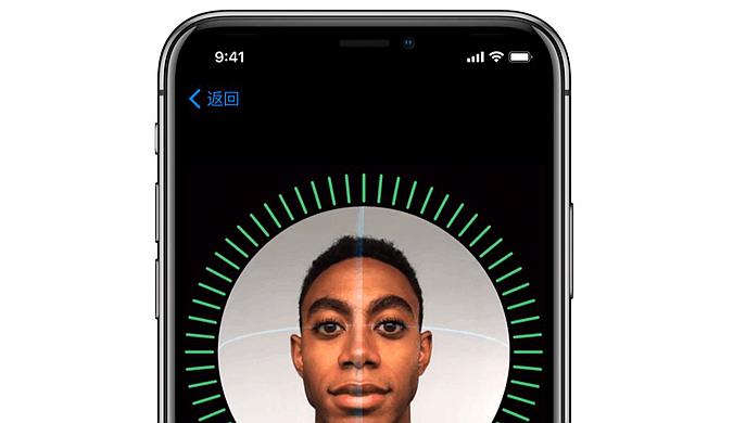 苹果iPhone X人脸识别坏了 苹果竟修后置镜头