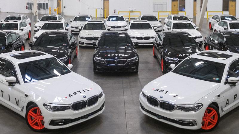 布局罪恶之都 Lyft携Aptiv提供自动驾驶租车服务