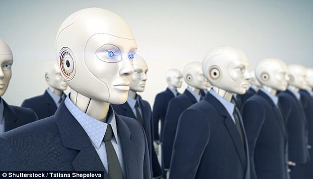 你会是下一个吗?瑞士银行用机器人取代员工