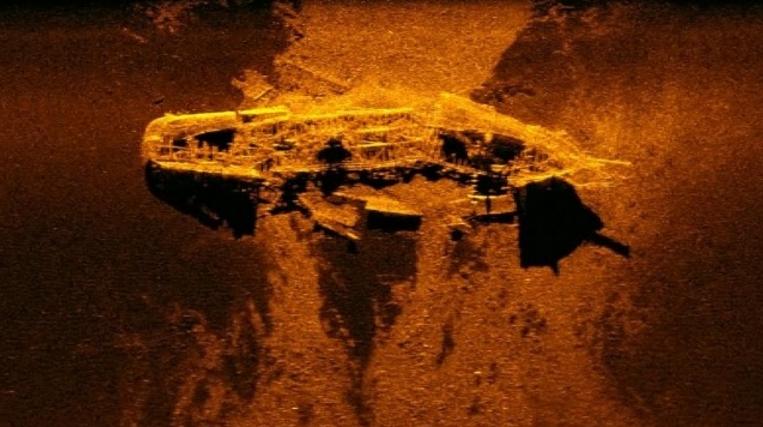 MH370水下搜索进程:意外发现19世纪英国沉船