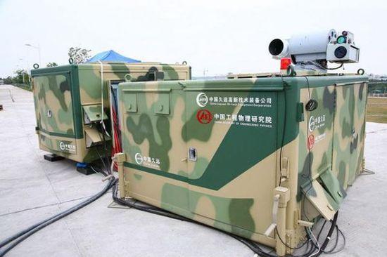 兰顺正:中国有必要在海外基地部署激光武器