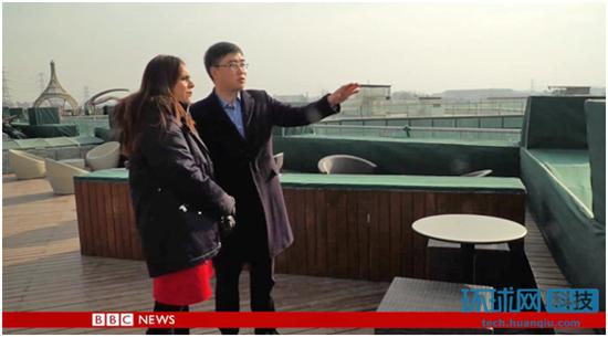 BBC采访滴滴程维:跨越产品边界,用数据改变城市交通