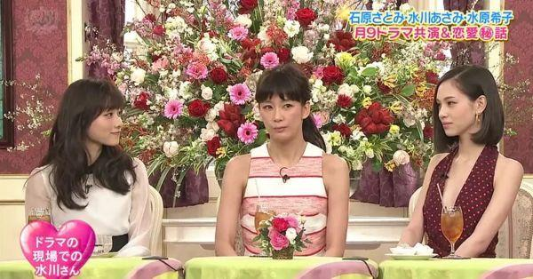 围观| 日本No.1石原里美竟输给了她?这是发生了什么?