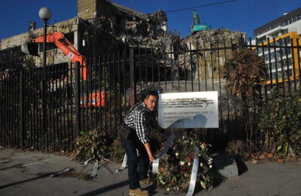 19年前的今天 我亲历中国大使馆被炸