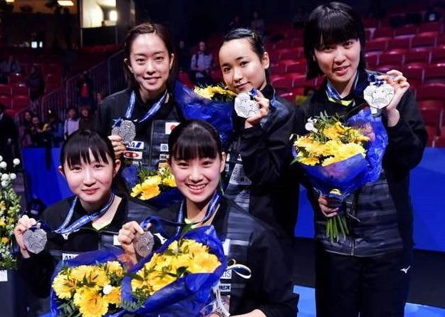世乒赛日本惨败中国_日媒叹:乒乓王国底蕴深厚