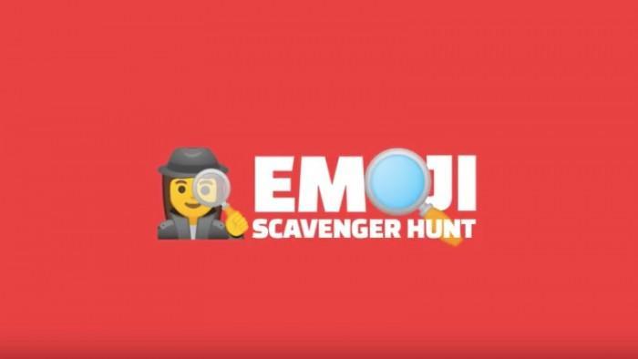 基于AI和emoji表情 谷歌推出寻宝游戏