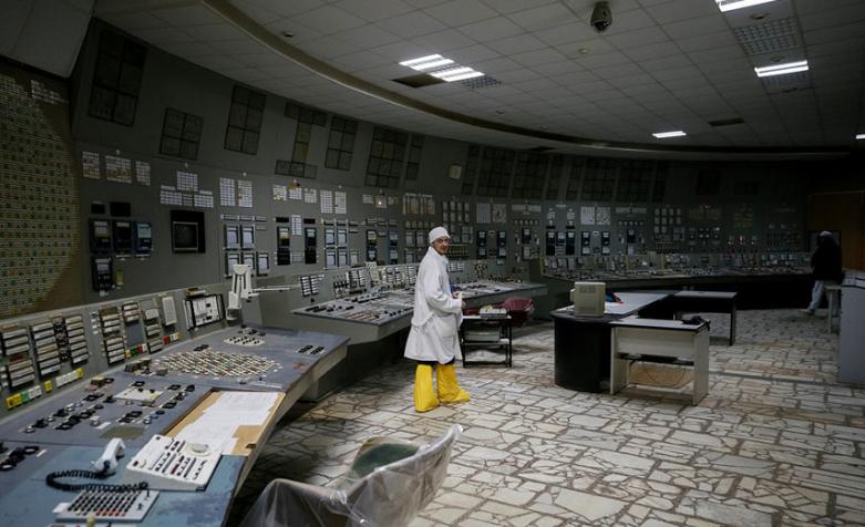 切尔诺贝利32周年:辐射鬼城变旅游胜景