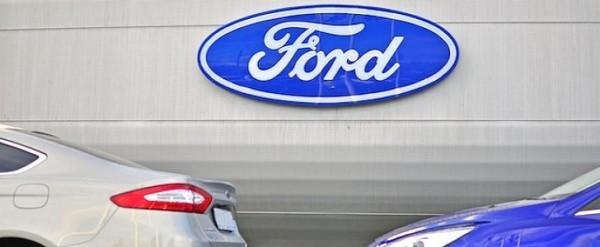 福特与众泰合作 将在华推出共享汽车品牌