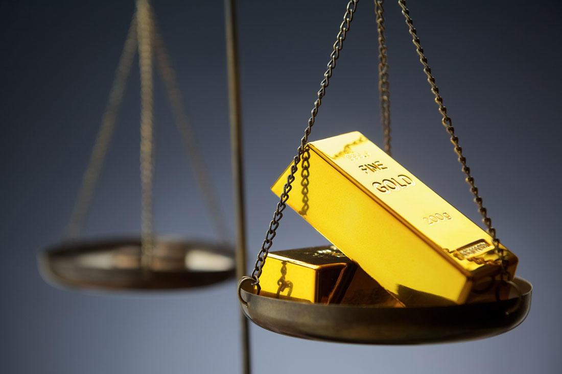 一季度世界黄金市场表现温和