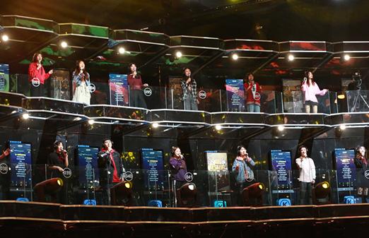 《嗨唱起来》羽泉与他翻唱的王菲经典金曲霸屏