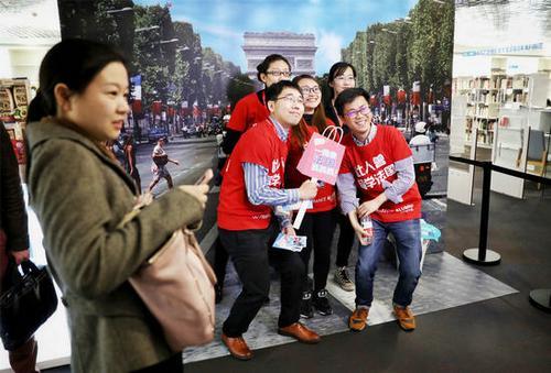 法媒:法国科研移民中国学霸多 吸引力在哪