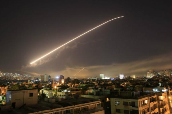 与叙政府死磕?法国称若化武再现 或继续实施打击