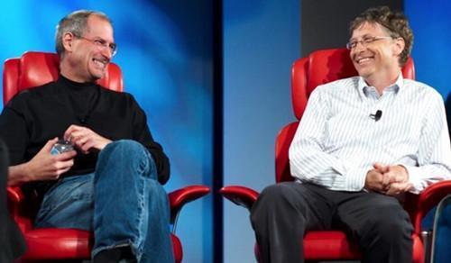 比尔·盖茨谈苹果公司 赚钱能力在科技界无人能敌