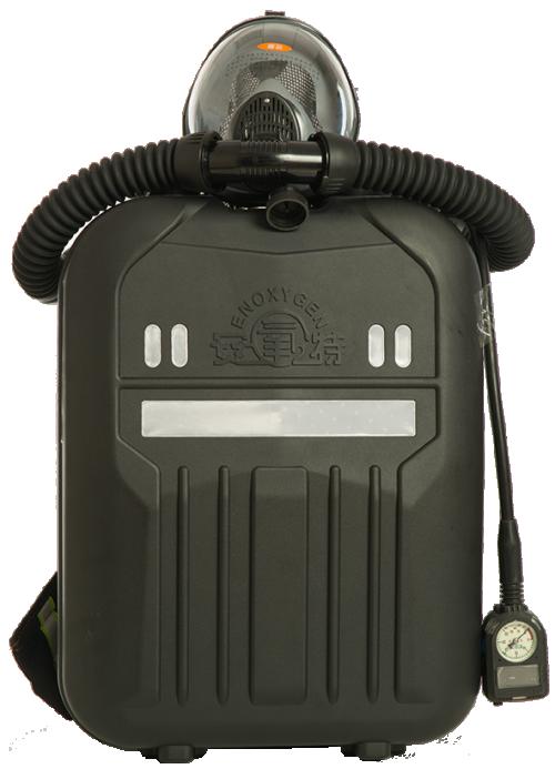 """北京:504套""""安氧特""""氧气呼吸器装备北京消防总队"""