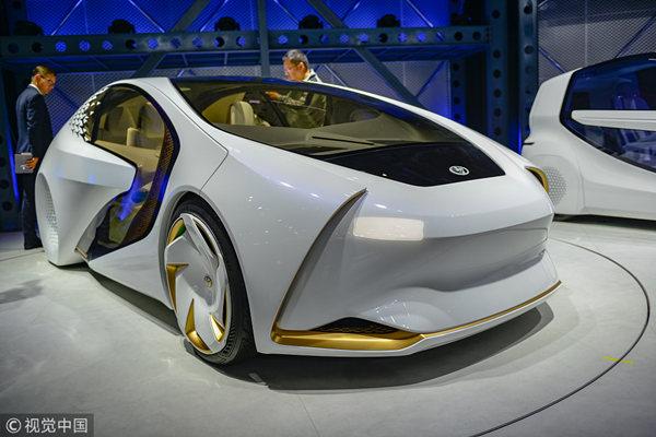 法媒:全球汽车巨头齐聚北京车展 大众称