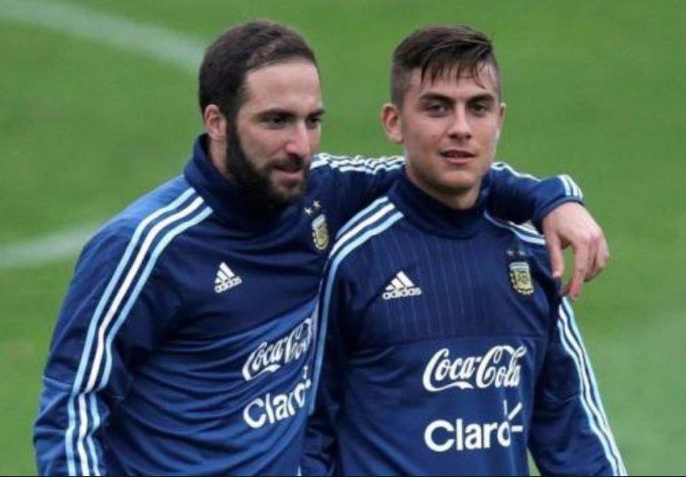 曝世界杯阿根廷名单已定20人!神锋落选